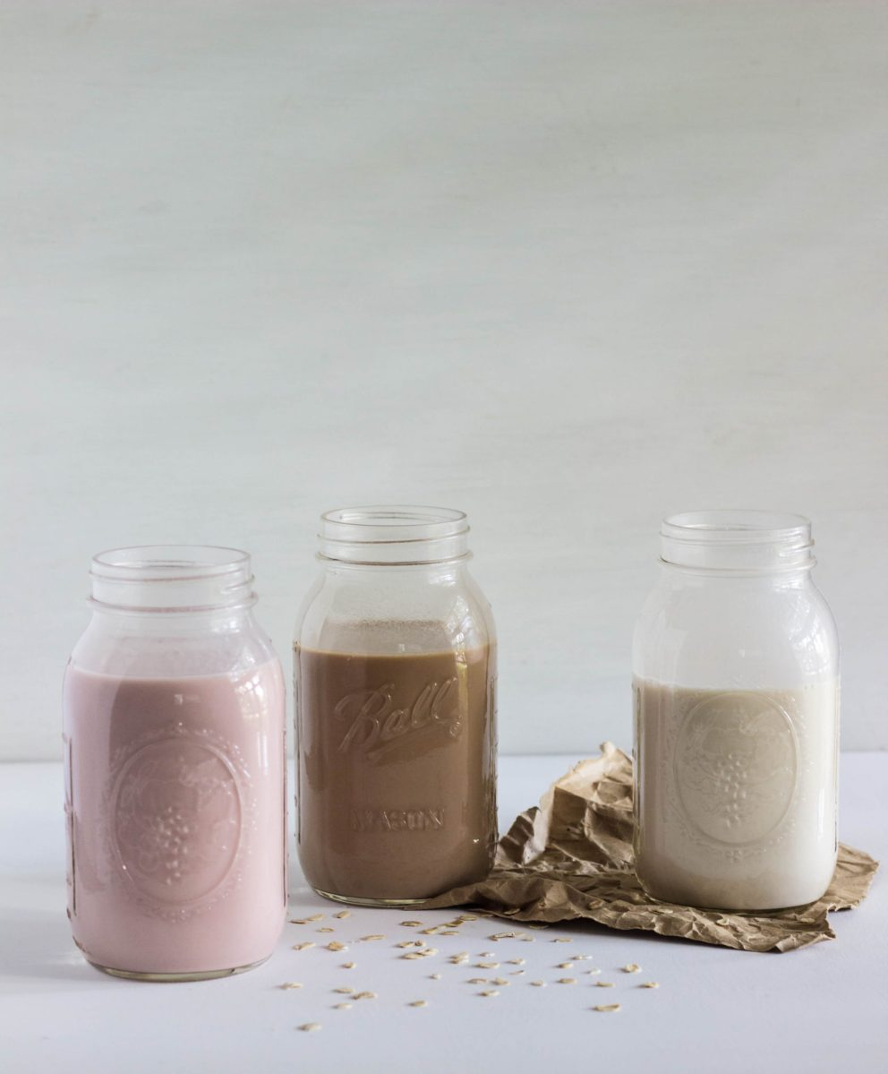 How To Make Oat Milk- 3 Flavors